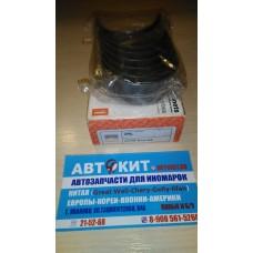Вкладыши шатунные Opel Astra/Kadett/Omega 1.8-1.7D 81> std (4) к-кт     011PS18724000  KNECHT