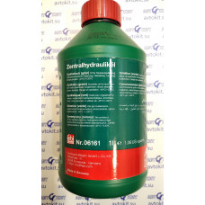Жидкость для гидроусилителя синтетика [зеленая] 1л.\\   FEBI