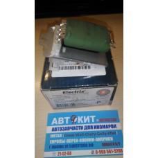 резистор вентилятора печки!\ VW      1196850800  JP GROUP