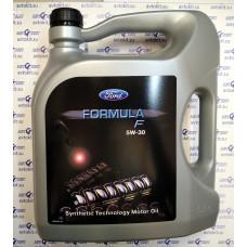 Масло моторное FORD Formula F 5W30 (EU) 5L\\ 15595e