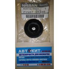 Подушка радиатора нижняя      21507BM400  NISSAN