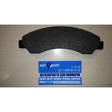 Колодка тормозная передняя Great Wall Hover, Safe f1, Sailor, Wingl 3501175K00J