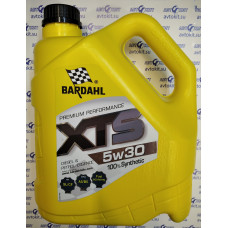 Масло моторное синтетическое XTS 5W30 4L \\  BARDAHL