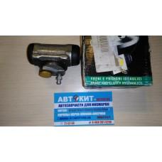 Цилиндр тормозной зад. CITROEN XSARA 97-05, ZX 91-97, PEUGEOT 206 хечбэк 9    4583  LPR/AP