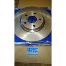 Диск тормозной передний вентилируемый  Volvo S40/V50 1.8/2.4/2.5/2.0TD 04>    50924566    SWAG
