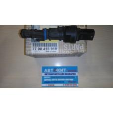 Датчик скорости КПП, 3 контакта треугольником RENAULT LOGAN 04-06, MEGANE, LAGU   7700418919