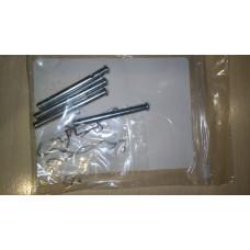 Комплект монтажный торм. колодок задние CHERY  Tiggo//  NK