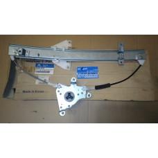 Стеклоподъемник  задний левый без мотора Hyundai Elantra/Lantra (1990-1995)   8340328101