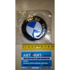 Эмблема на капот  AB4375  BMW  STARKE