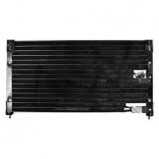 Радиатор кондиционера  Honda Accord 3 CB 89-96 -AU5116 AVA QUALITY COOLING (80100SM1A23)