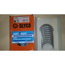 вкладыши коренные к-кт STD (5)\ Fiat Panda/Punto/Uno 1.1-1.3 91>      H10925STD  GLYCO