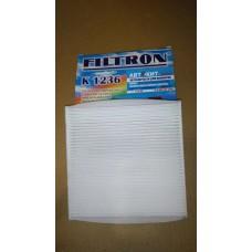 фильтр салона!\ Fiat Sedici 1.6/1.9D 06>,Suzuki Swift 1.3DDiS/SX4 1.5 06>   K1236   FILTRON