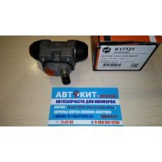 Цилиндр тормозной задний   HYUNDAI GETZ/ACCENT   K17121  FENOX
