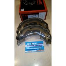 Колодки тормозные задние бараб. MITSUBISHI Lancer  N3505045  NIPPARTS