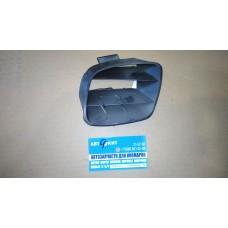 Решетка в бампер передняя левая  AUDI 80/90 (B3), 09.86 - 07.91    PAD99002CLK (893807367A01C)  SIGNEDA