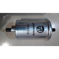Фильтр топливный  RENAULT Logan 04-, CITROEN C2 C3 Xsara, PEUGEOT\\GREEN FILTER