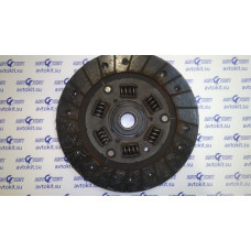 Диск сцепления Б\У [180 mm] VW Golf I-II/Polo 1,0/1,1/1,3 mot.HK/MH/GN/GF/GG/FJ  \\MECARM  md4501