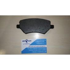 Колодки тормозные передние 6gn (без ушка) Chery Tiggo, Tiggo fl T113501080BA