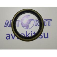 Прокладка сливной пробки OPEL Astra H/Vectra C,SAAB 9-3 II/9-5 04> M18 18*26*1,5\\ AUTO-GUR